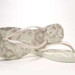 Sandálias personalizadas para festas