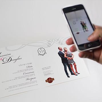 Convite - Convites de Casamento