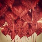 Balões metalizados para festas