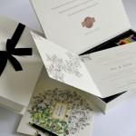 Convite de casamento para padrinhos – Ilustrado