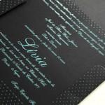 Convite Debutantes – 15 anos – Lívia