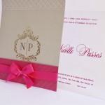 Convite Debutantes – 15 anos – Nicole