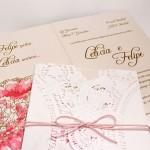 Convite de casamento – Minha vida