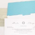 Convite de casamento Platinum – Thiago