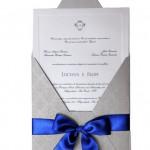 Convite de casamento Premium – Felipe