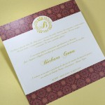 Convite debutantes – 15 anos – Bruna