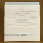 Convite de casamento Tradicional – Marcelo