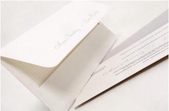 Convites de casamento Platinum – Ana Beatriz
