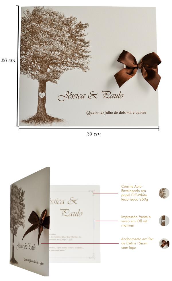 convite-de-casamento-papel-e-estilo-árvore
