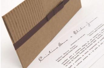 Convites de casamento Platinum – Cristina