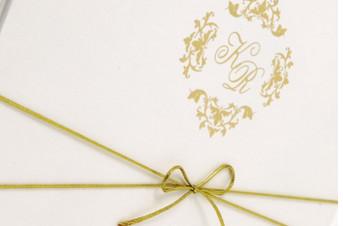 Convites de casamento Platinum – Fidelix