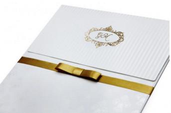 Convites de casamento Premium – Giuliana