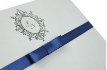 Convites de casamento Premium – Jéssica