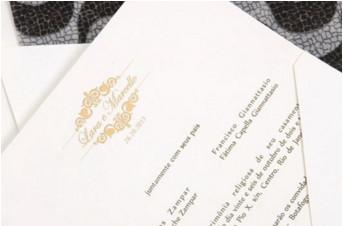 Convites para casamentos na praia