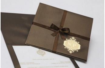 Convites de casamento Premium – Nathalia