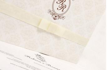 Convites de casamento Platinum – Renan