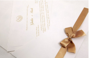 Convites de casamento Platinum – Rudi