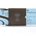 Convite Debutantes – 15 anos – Stephanie