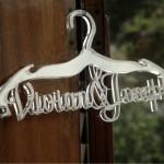 Lembrancinhas de casamento cabide da noiva personalizado (2)