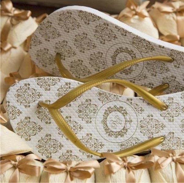chinelos para casamento - estilo no pe-2