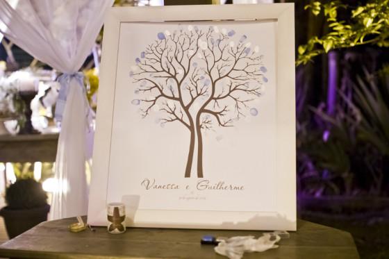 finger tree - quadro com carimbo para digitais - arvore com digitais para casamentos (1)