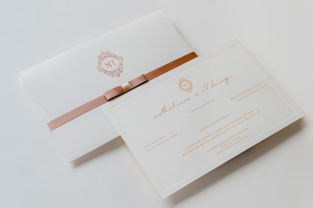 Convites de casamento   Exemplos de convites, modelos e fotos