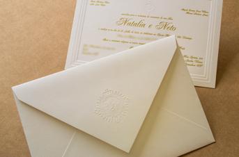 Convites de casamento Tradicionais – Juliana