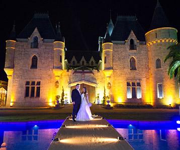 Convite de casamento no rio de janeiro - Castelo de itaipava