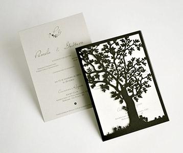 Convites de casamento em Belem