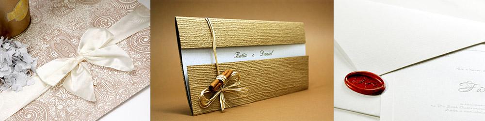 Convites de casamento em Salvador