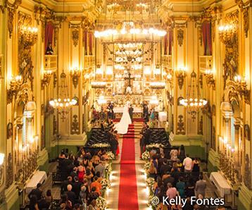 Convites de casamento no rio de janeiro - Igreja de são josé
