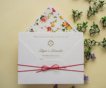Convite de casamento em bh belo horizonte