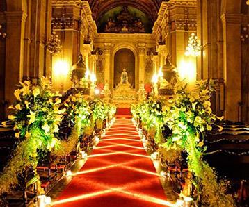 Convites de casamento no rio de janeiro - igreja da candelaria