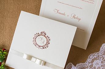 Convites de casamento Modernos - Malta