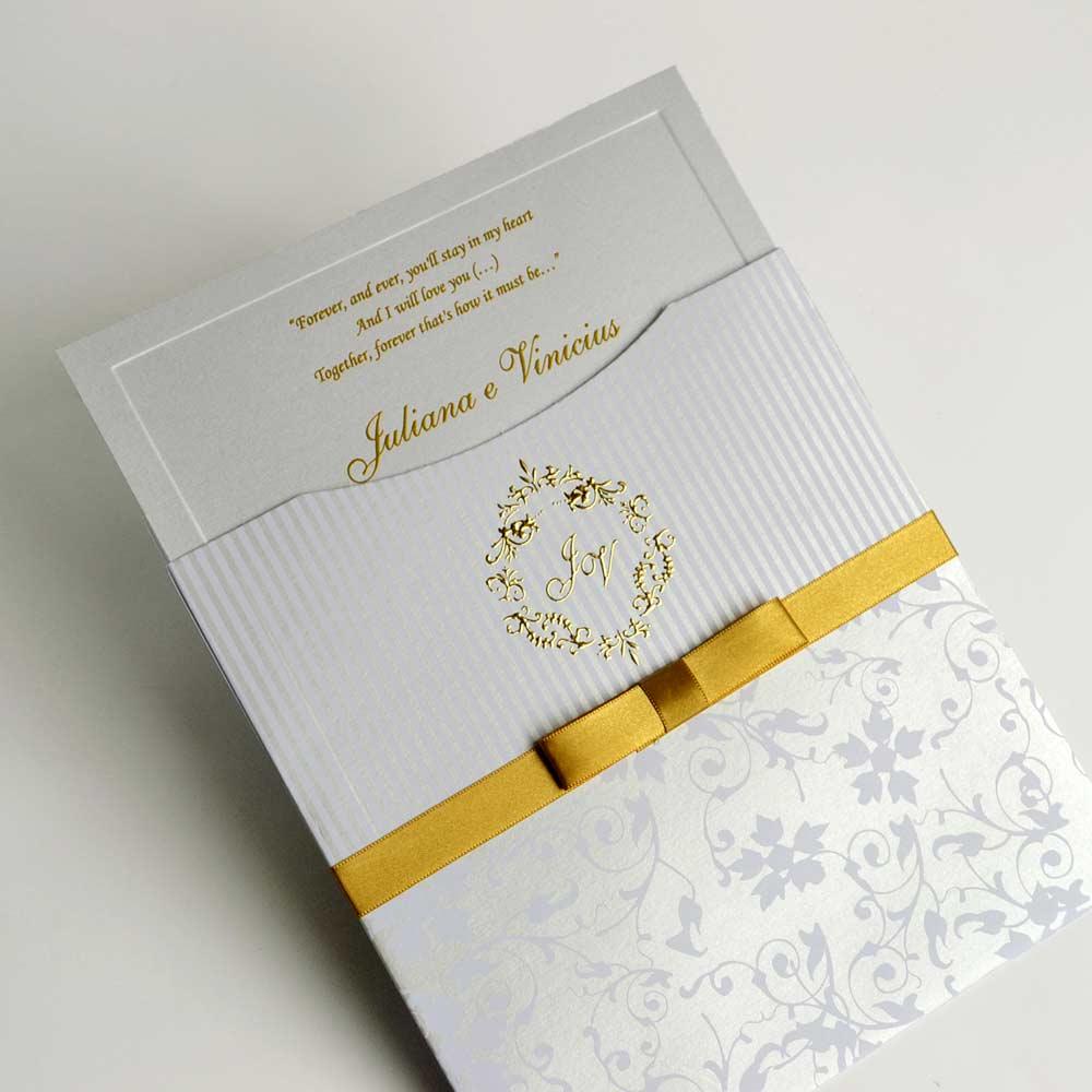 Convites de casamento | Modelos de convite - Noivas On Line