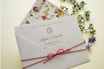 Convites de casamento no campo Convite Cassio