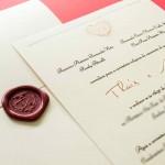 Convites de casamento modernos Andre papel e estilo (3)