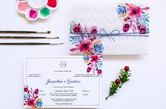 Convites vegetal