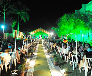 Convite de casamento em limeira espaço samsara