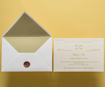 convite de casamento em carapicuiba convite classico