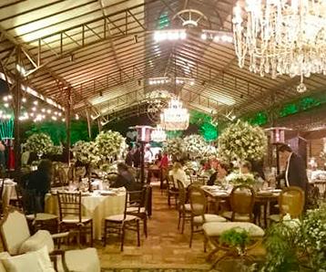 Convite de casamento em Limeira