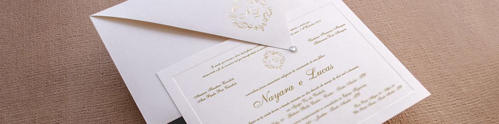 Convites de casamento Osasco