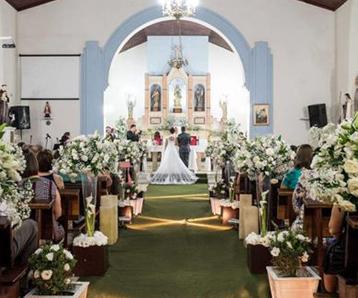 igreja para casamentos em taubate
