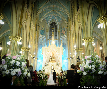casamento em taubate igreja