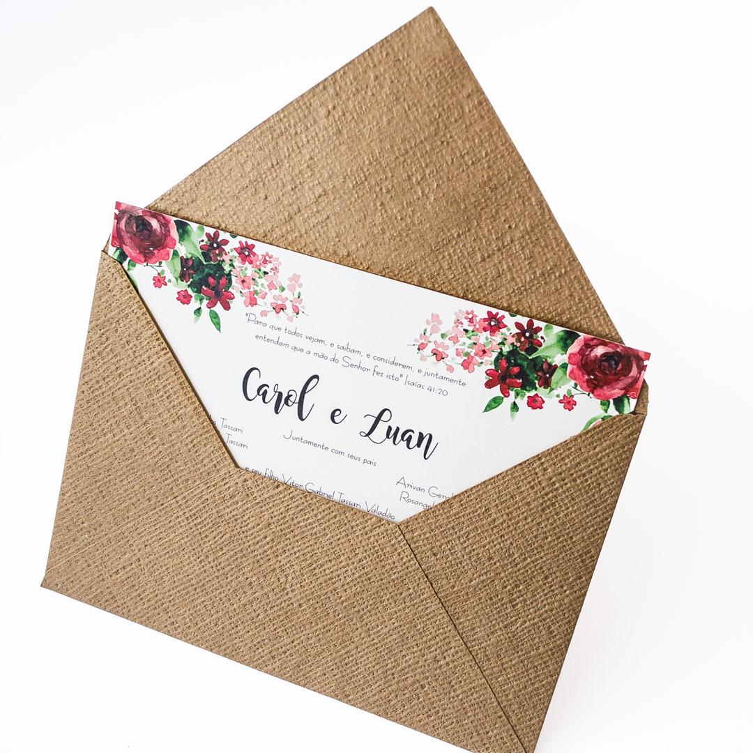 Convite de casamento barato papel e estilo - Papel de empapelar barato ...