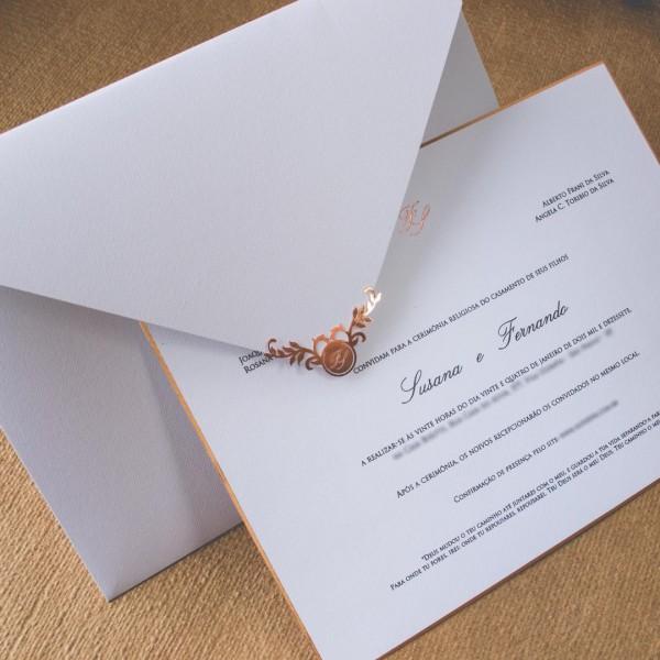 Como Escolher O Convite De Casamento