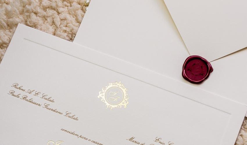 Brasao Para Convite De Casamento Dicas De Como Escolher