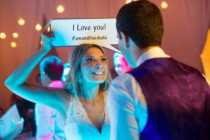 Cabine de Fotos Casamento