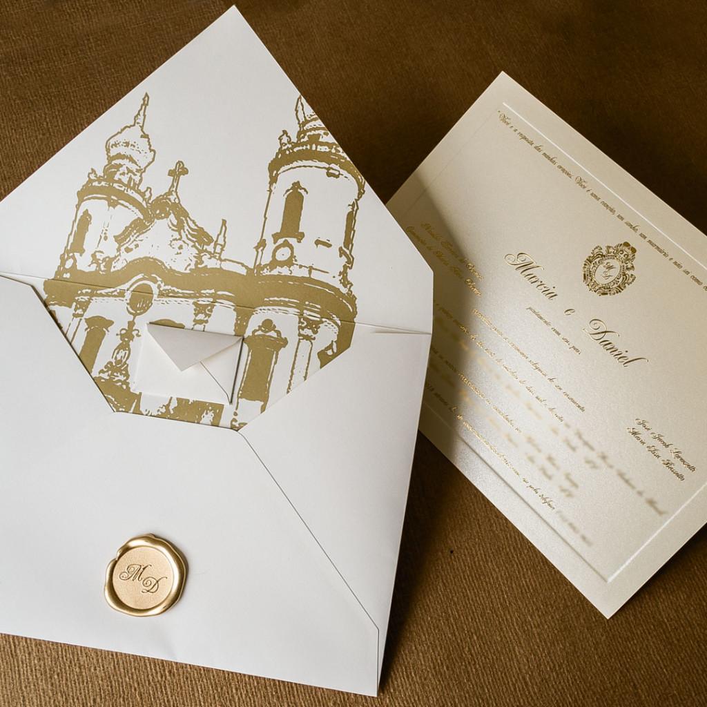 Convite com Igreja