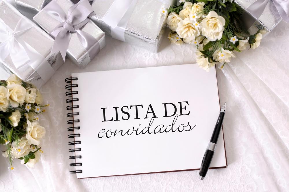 Lista de Convidados